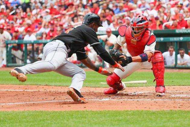 Marlins Rally Past Cardinals 6-5