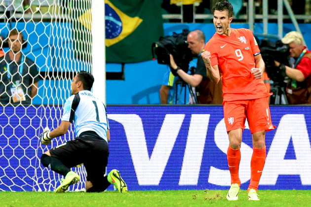 Netherlands vs. Costa Rica: World Cup Quarter-Final Score, Grades and Reaction