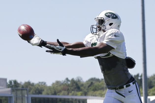 Who Will Win New York Jets' 2nd Wide Receiver Battle?