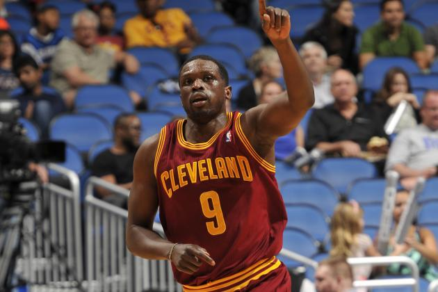 Is Luol Deng a Backup Plan for Miami Heat?