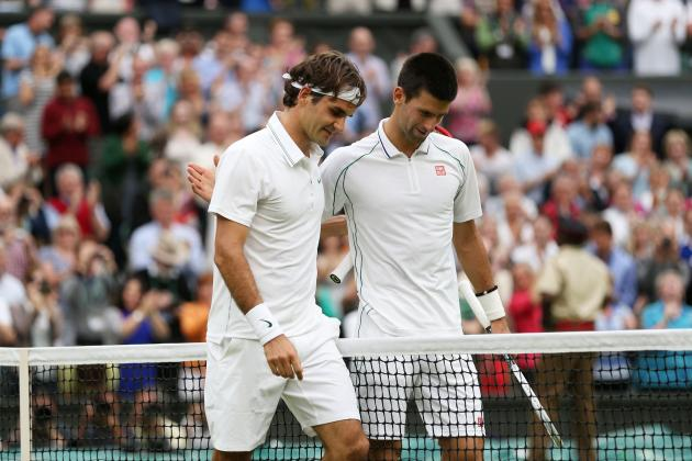 Djokovic vs. Federer Wimbledon 2014 Men's Final: Live Score and Highlights