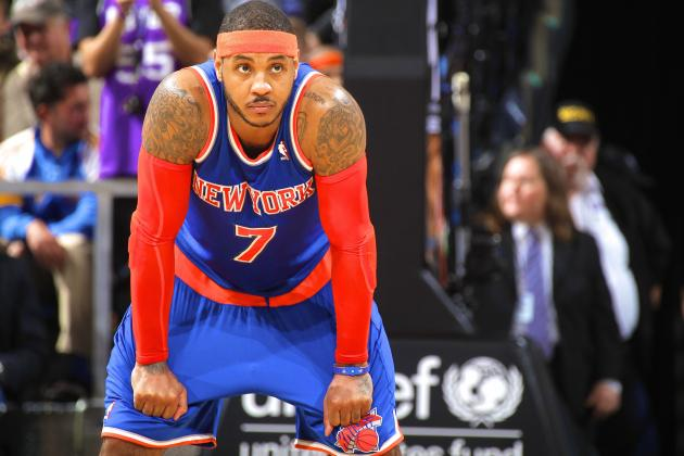 Should Lakers Fans Get Their Hopes Up About Carmelo Anthony?