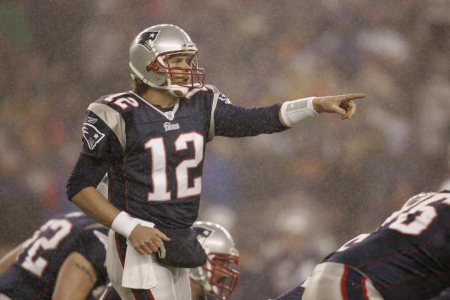 Bell: New England Patriots on the Countdown Clock