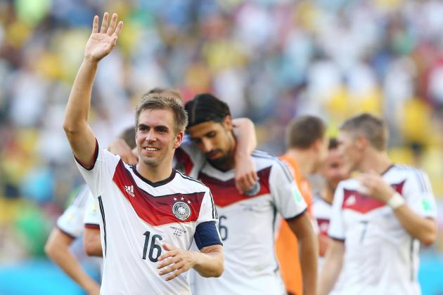 World Cup Schedule 2014: Full Outlook Heading into Semifinal Round