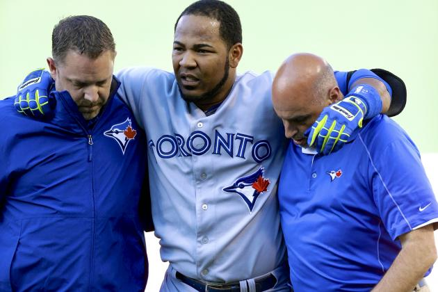 Edwin Encarnacion Injury: Updates on Blue Jays Star's Leg and Return