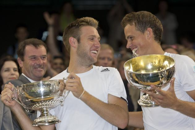 Jack Sock: Wimbledon Doubles Win Could Further Propel Singles Success