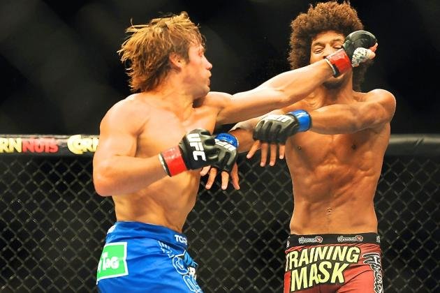UFC 175: Urijah Faber vs. Alex Caceres: What We Learned from Bantamweight Tilt
