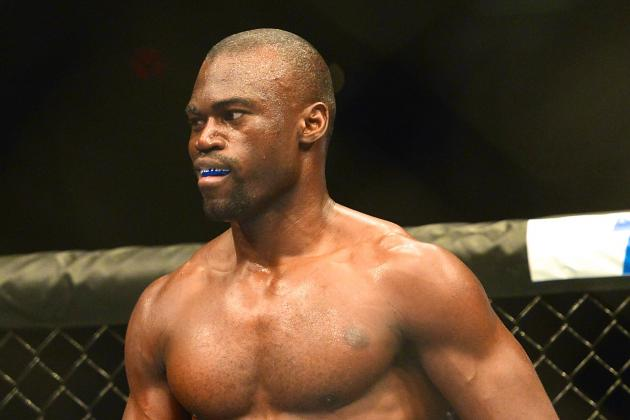 Uriah Hall Injury: Updates on UFC Star's Toe