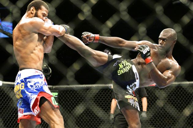 Uriah Hall vs. Thiago Santos: What We Learned from Middleweight Tilt