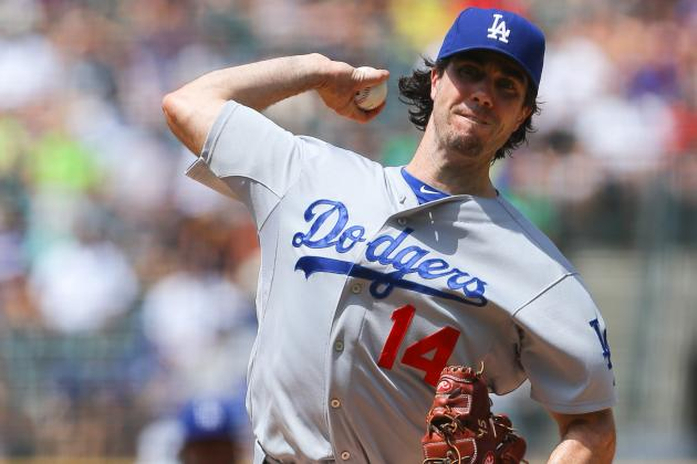 Haren Surprisingly Human in L.A. Rotation