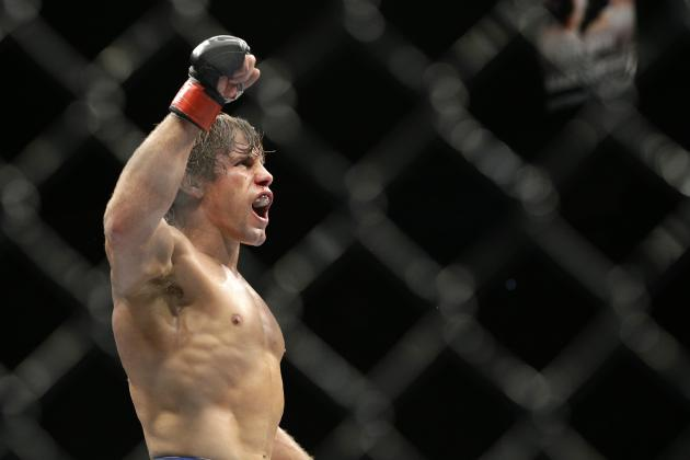 Faber vs. Caceres: California Kid Proves He's Still UFC Contender at 135 Pounds