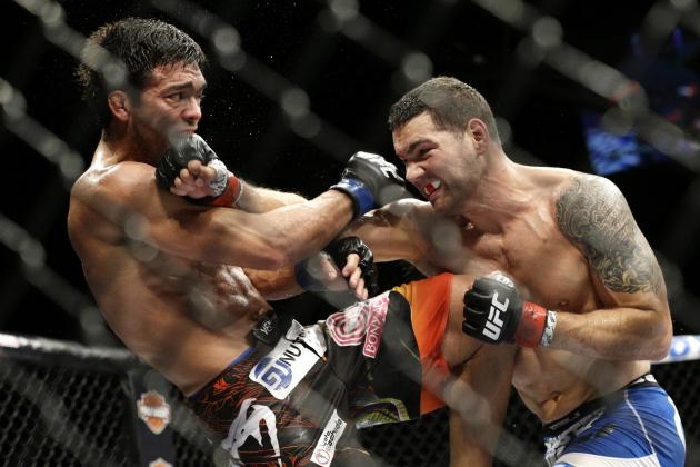 Chris Weidman vs. Lyoto Machida: The All-American Proves to Be Legitimate Champ