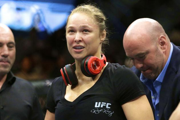Ronda Rousey Injury: Updates on UFC Star's Hand and Recovery