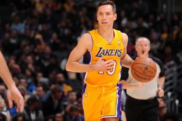 What Does Next Season Hold for LA Lakers' Steve Nash?