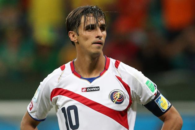 Costa Rica Can Take Plenty of Positives from 2014 World Cup in Brazil