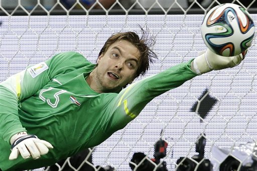 Debate: Should Tim Krul Start for Netherlands in World Cup Semi vs. Argentina?