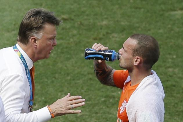 Louis Van Gaal's Decision-Making Through World Cup Quarter-Final Proves Decisive