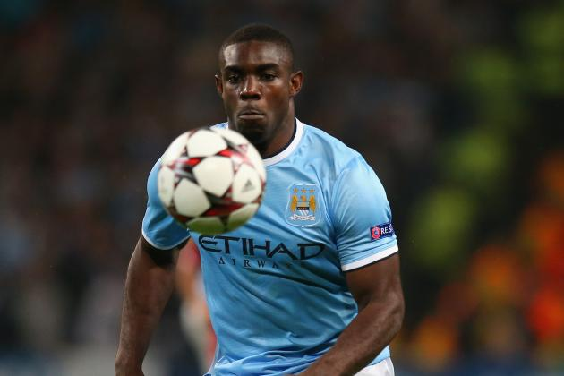 Manchester City's Micah Richards Can Get Career Back on Track at Newcastle