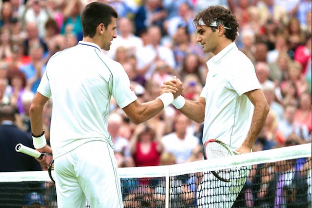 Djokovic vs. Federer Wimbledon Final Highlighting the Big 4's True Greatness