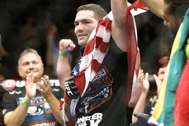 Chris Weidman vs. Lyoto Machida: What We Learned from Middleweight Title Fight