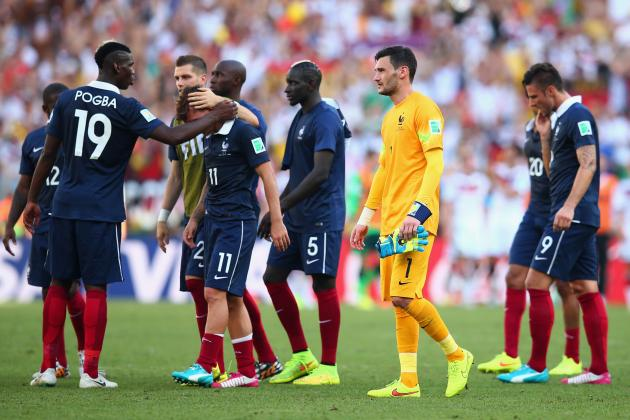 Why World Cup 2014 Was Ideal Stepping Stone to Euro 2016 Success for France