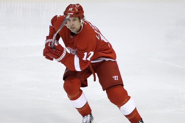 Ottawa Senators sign center David Legwand to two-year contract