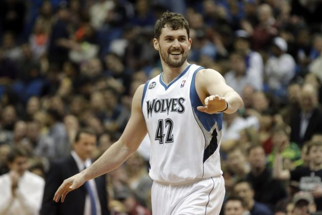 NBA Trade Rumors: Rounding Up Latest Buzz on Kevin Love, Jeremy Lin and More
