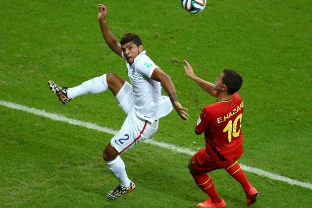 Report: Roma Snatch USA's Yedlin
