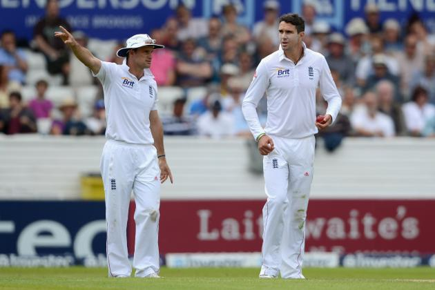 Why Andrew Strauss Should Be Punished for His Expletive KP Comments