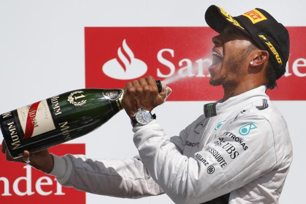British F1 Grand Prix 2014 Results: Winner, Standings, Highlights and Reaction