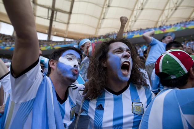 World Cup Predictions 2014: Semi-Final Predictions Based on Game Odds