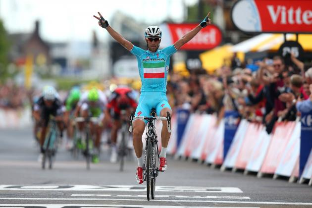 Tour de France 2014: Stage 2 Winner, Results and Updated Leaderboard Standings