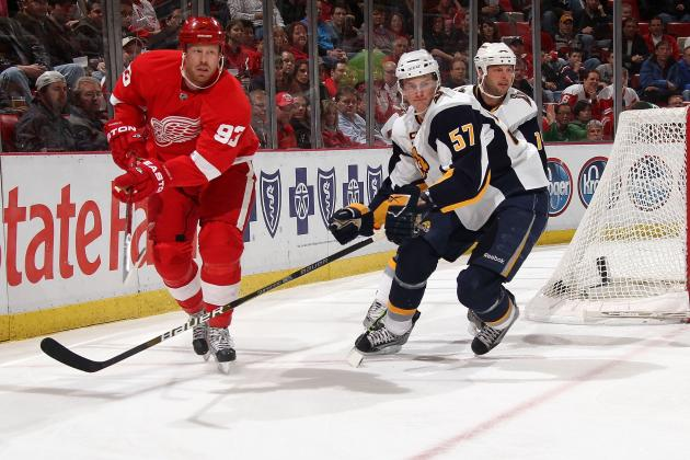 Detroit Red Wings' Decision to Trade for a Defenseman Should Not Be Made Quickly