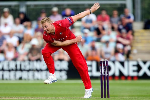 Andrew Flintoff Returns: Worcestershire vs. Lancashire T20 Scorecard, Report