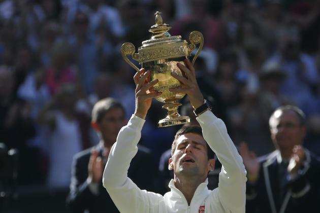 Wimbledon 2014: Final Review of London Bracket After Men's Final