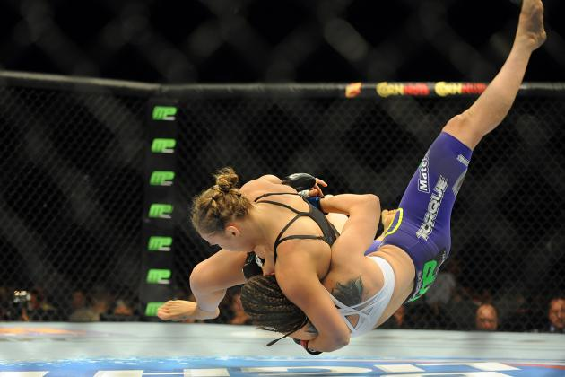 UFC 175 Star Ronda Rousey Isn't the Royce Gracie of Women's MMA—She's Better