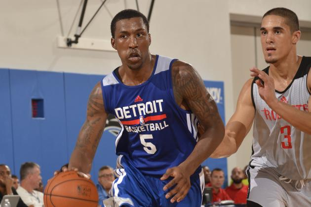 NBA Summer League 2014: Group Standings and Top Performers Thus Far from Orlando
