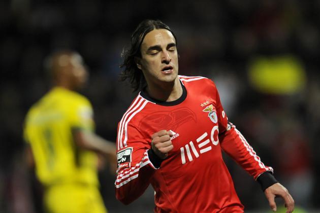 Lazar Markovic Transfer Rumours: Latest Gossip Surrounding Benfica Star