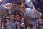 MLS Selfie Goal Celebration Draws Yellow Card