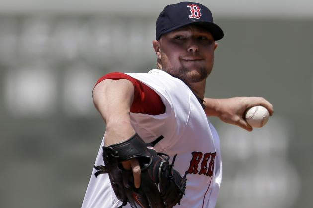 Analyzing How High Red Sox's Jon Lester Extension Offer Should Climb