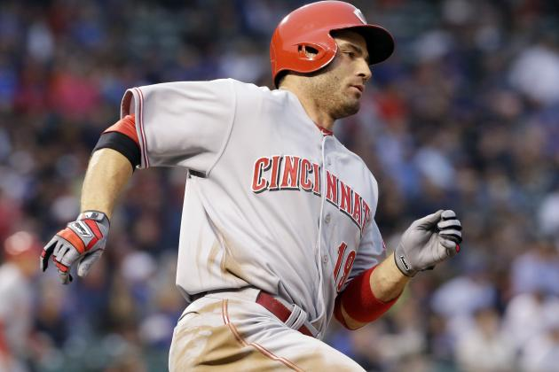 Joey Votto Injury: Updates on Reds Star's Quad and Return