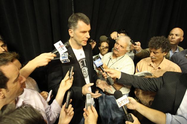 Recapping the Prokhorov Era Thus Far
