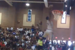 Paul George's Nasty 360 Windmill at Drew League