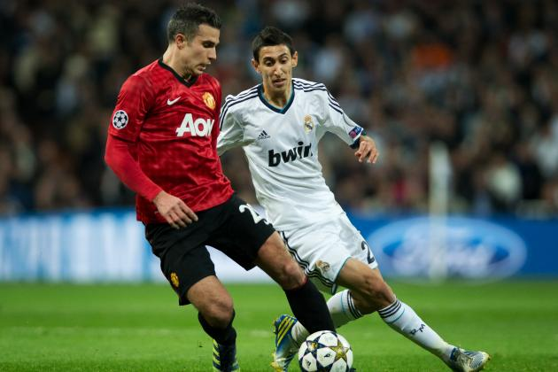 Di Maria Injury Could Throw a Spanner in the Works for Manchester United