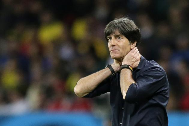 Germany's Best Option Against Brazil Might Be Joachim Low's 1st Instinct