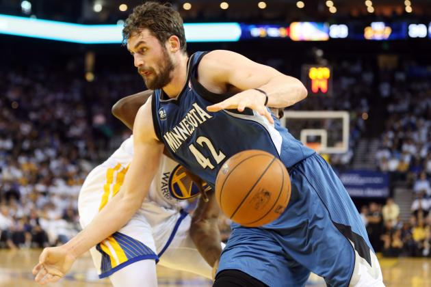 If Not Kevin Love, What's Warriors' Best Free-Agency Backup Plan?