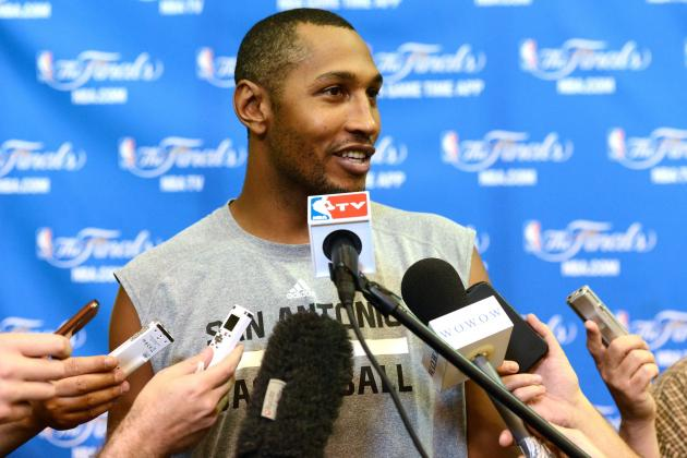 Boris Diaw to Spurs: Latest Contract Details, Analysis and Reaction