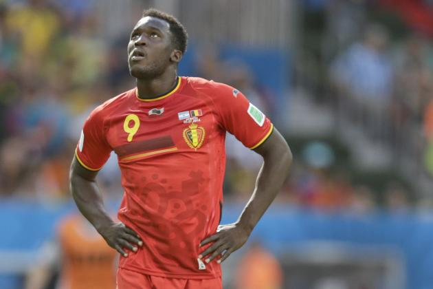 Romelu Lukaku's World Cup Displays with Belgium Hint at His Best Chelsea Role