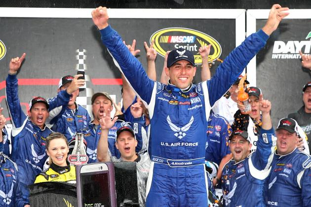 NASCAR at Daytona 2014 Results: Finishing Order and Highlights of Coke Zero 400