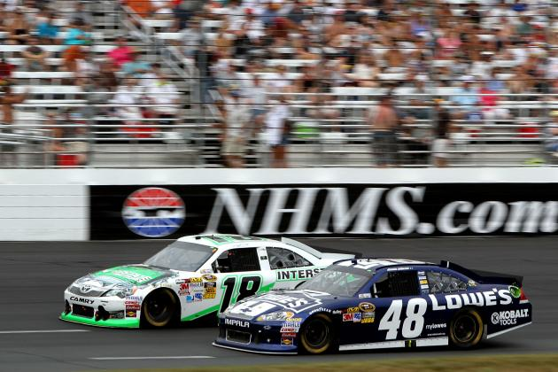 Fantasy NASCAR at New Hampshire 2014: Top Drivers for Camping World RV Sales 301